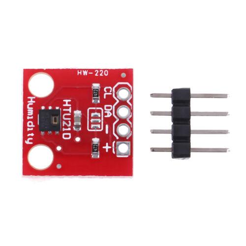 HTU21D temperature humidity sensor module replace SHT21 SI7021 HDC1080 moduRSs$