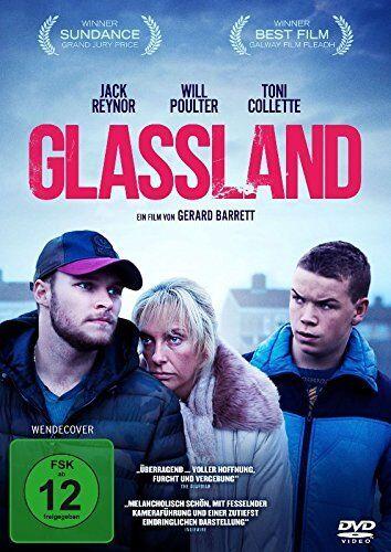 1 von 1 - Glassland (2016) *DVD*
