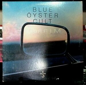 BLUE OYSTER CULT Album Released 1979 Vinyl/Record  Collection US pressed
