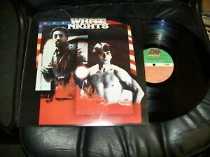 White Nights Ost Lp Atlantic 81273 Robert Plant Ebay
