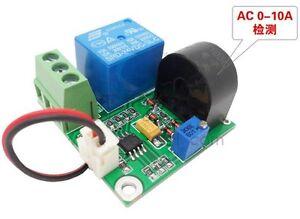 Details about Current Detection Sensor Module 0-20A AC Short-Circuit  Protection