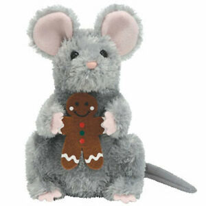 TY Beanie Baby - STIRRING the Mouse (5.5 inch) - MWMTs Stuffed Animal Toy