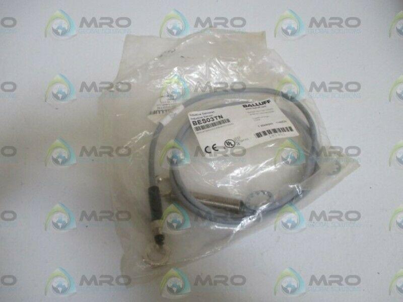 BALLUFF BES M12M1-NSC20B-BV01-GS49 PROXIMITY SWITCH  NEW IN A FACTORY BAG