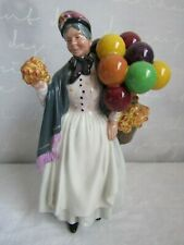 Royal Doulton Biddy Penny Farthing Full Size Figurine HN1843 First Quality Made In England