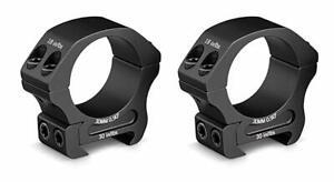 Vortex-Optics-PR30-L-Pro-Ring-30mm-Low-9-034-Matte-Black-7075-T6-Scope-Rings-Set