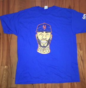 promo code b010a 315e5 Details about New York Mets Amed Rosario Free Shirt Friday SIze XL Citi  Field MLB SGA