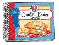 Gooseberry Patch Comfort Foods Recipes 125 Pages