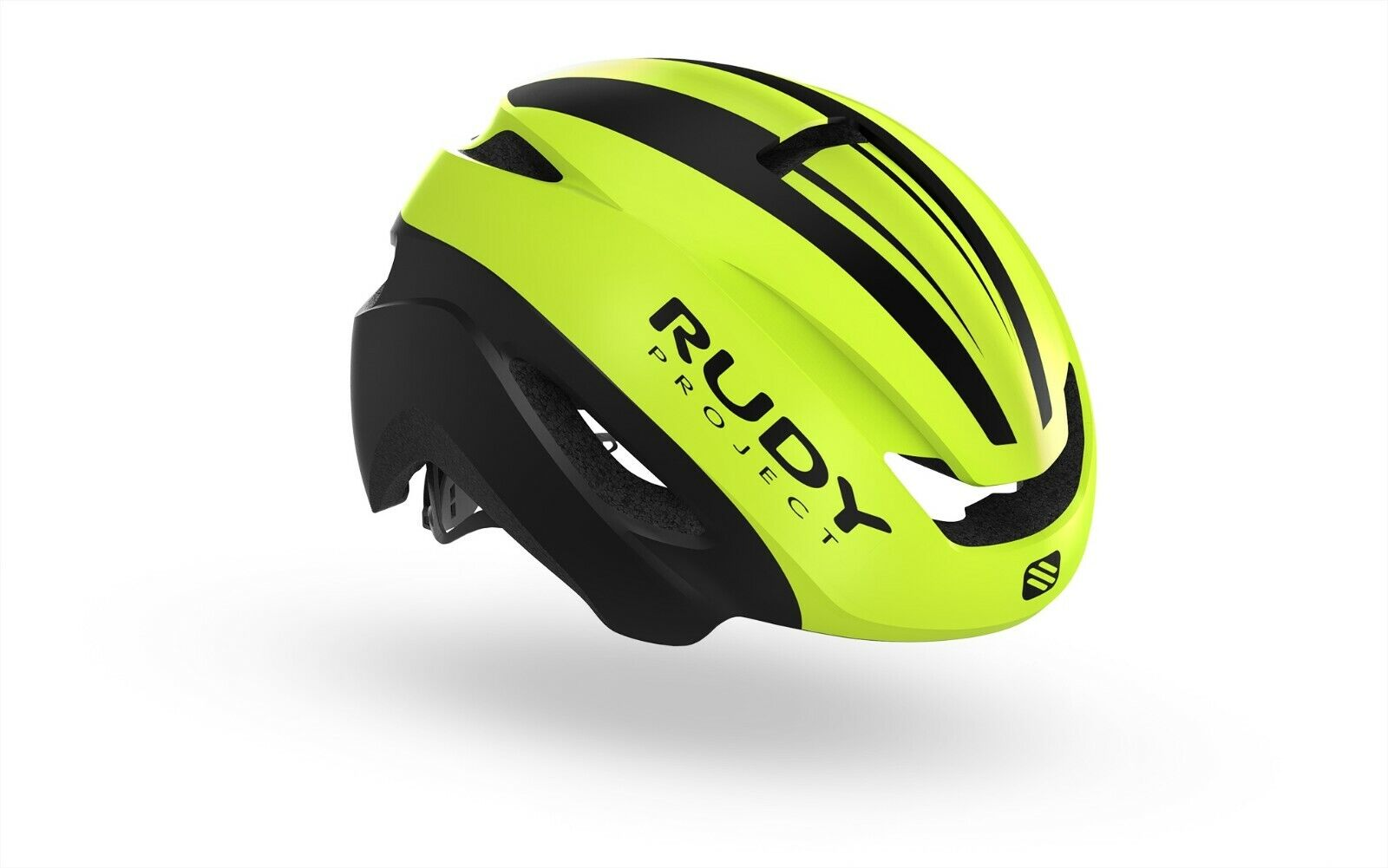 Casco RUDY PROJECT VOLANTIS amarillo Flu negro