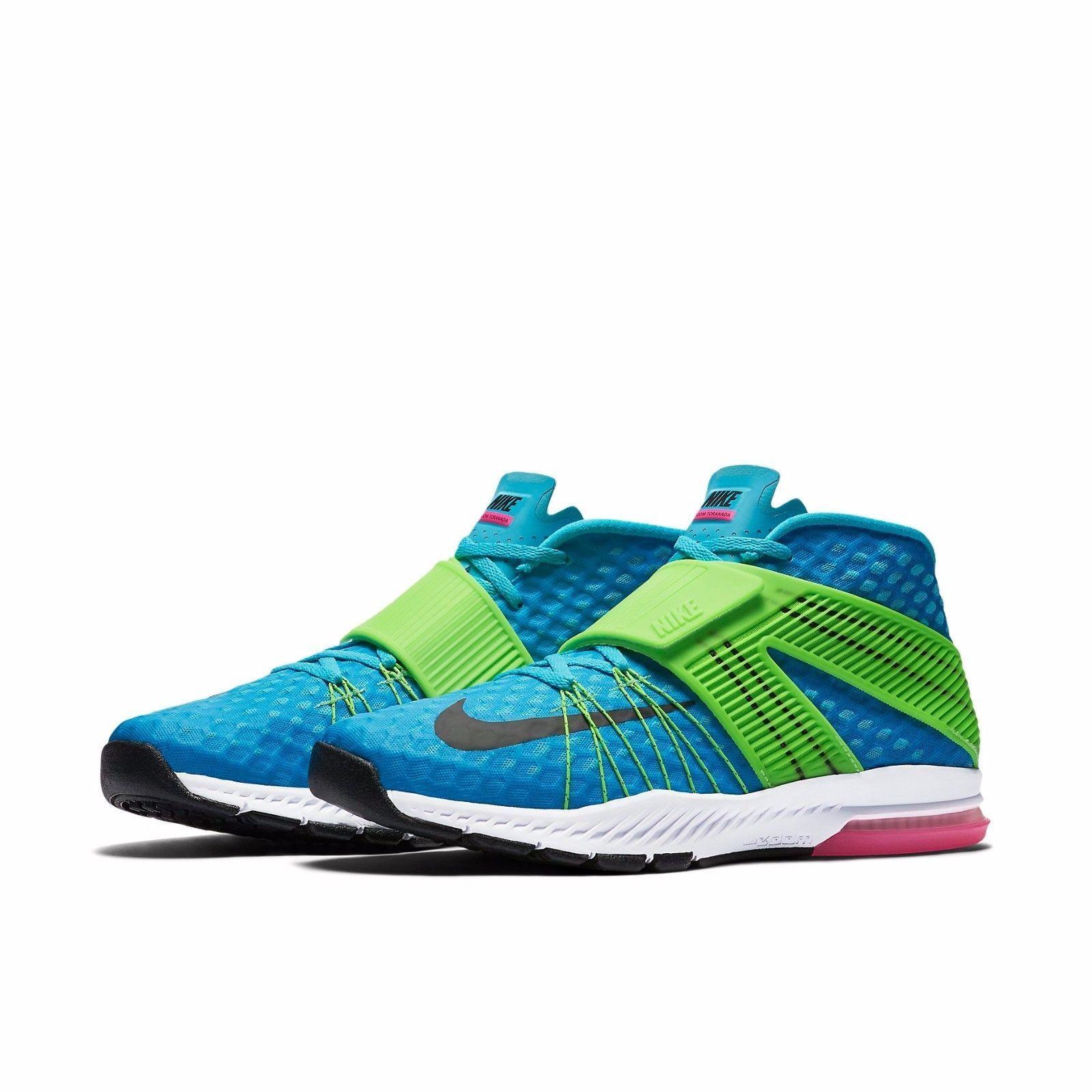 Para hombres Nike 835657403 Zoom tren toranada Azul/Verde/Rosa/Blanco 835657403 Nike Super Fit e74485