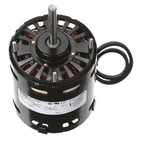 Condenser Fan Motor,1//20HP,Stud,208-230V FASCO D1121