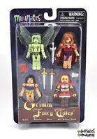 Zenescope Grimm Fairy Tales Minimates Box Set