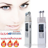 Us Skin Spa Salon Machine Microcurrent Anti Aging/wrinkles Facial Massager