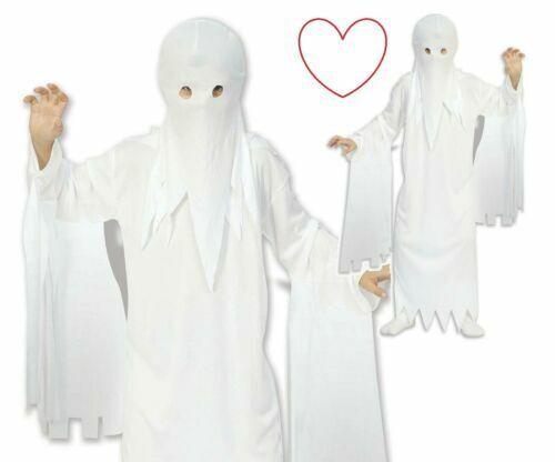 Ghul Geist Jungen Scary Mädchen Kinder Halloween Kostüm Geist