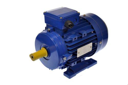 3 nuevo!!! Fase Motor eléctrico 2800 Rpm 2 polos 2.2KW//3HP 400V!! 2.2KW 3 HP Tres