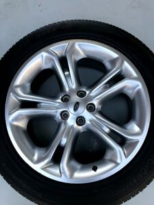 20 20 Inch Oem Factory Ford Explorer Wheels Rims Tires Set Of 4