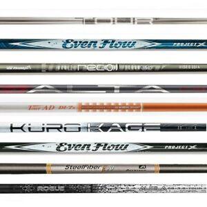 Ping-Golf-Demo-G410-Hybrid-Shaft-Choose-Club-Shaft-Model-Flex-amp-Dexterity