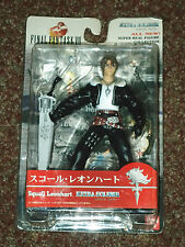 FINAL FANTASY VIII 8 SQUALL LEONHART EXTRA SOLDIER FIGURE BANDAI NEW & UNOPENED