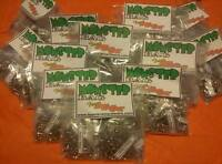 Monster Bag 700 pc 3mm Stainless Steel Screws bulk axial rc4wd scx10 wraith KNK