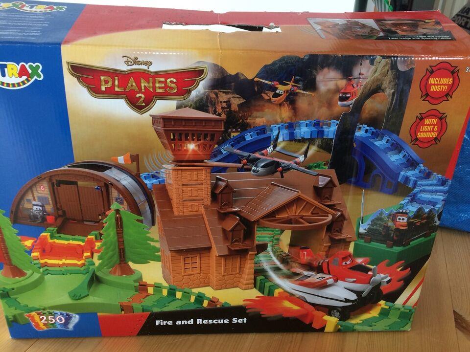 Flexi trax, Planes 2, Disney