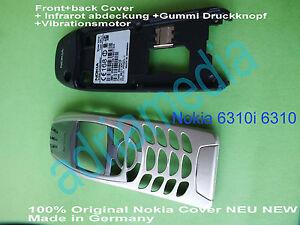 100 original nokia 6310 6310i front back cover mit label. Black Bedroom Furniture Sets. Home Design Ideas
