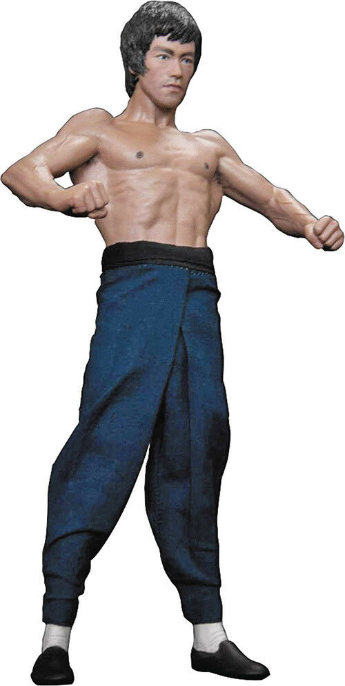 Bruce Lee 6 Inch Static Figure 1 12 Scale Series - Bruce Lee