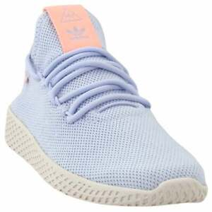 adidas-Tennis-Hu-x-Pharrell-Williams-Sneakers-Casual-Sneakers-Blue-Womens