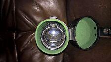 Soligor Lens c/d zoom+macro 80-200mm, 1:45, Diameter 55 with Original Case