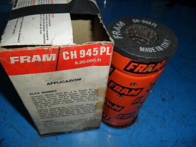 filtro olio CH945PL  Giulia