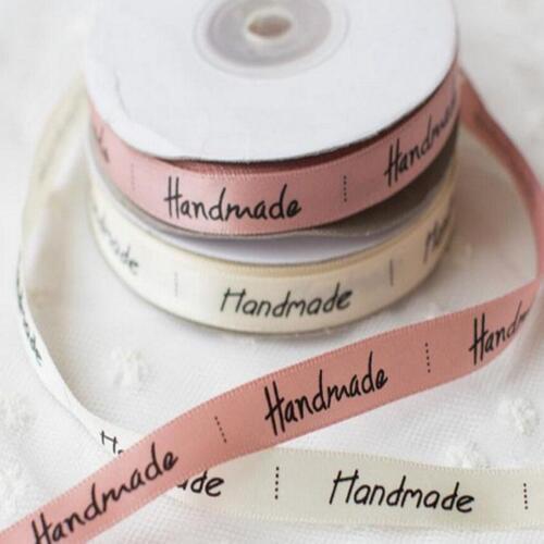 22m Handmade Baking Small Packaging Ribbon Home Party Craft Decor Supplies CS