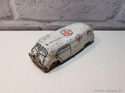 Modele Depose Blechauto Krankenwagen - Italy #35123# #ML#   eBay