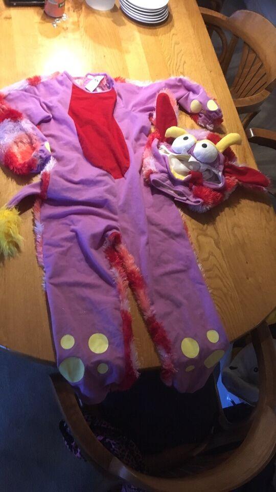 Udklædningstøj, Pigemonster, Smiffys
