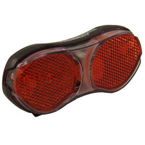 LED rack rear light Piccadilly with stand light