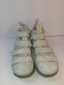 1fd03f675d918 Nike Lebron Soldier XI SFG Mens Size 7.5 Basketball Shoes Light Bone ...