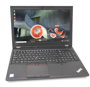 Lenovo-ThinkPad-P53-Laptop-Core-i7-9750H-16GB-RAM-Quadro-T2000-512GB-Warranty