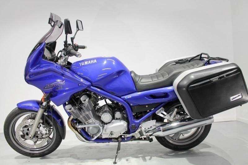 Yamaha, XJ 900 Diversion, 900 ccm - dba.dk - Køb og Salg