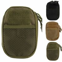 Tactical Military Small Waist Bag Pouch for Outdoor Sport Hiking Camping Working