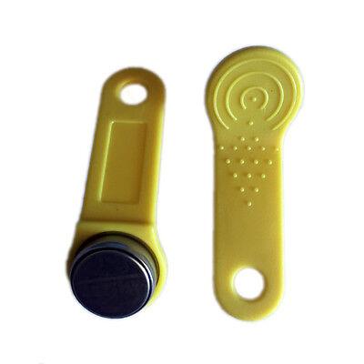 Genuine Dallas iButton Key Non-Magnetic x 100