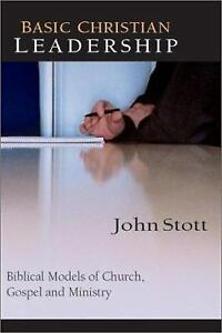Details about Basic Christian Leadership : Biblical Models of Church,  Gospel and Ministry