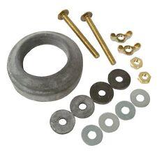 Extra Thick Sponge Gasket & Tank Bolt Kit TOILET TANK BOWL GASKET & BOLT REPAIR