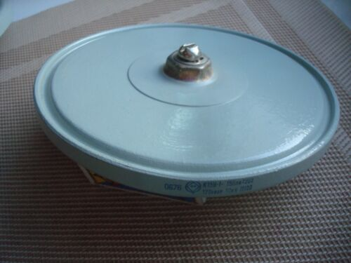 High Powers 3x 150pF 120kVAR 10kV Ceramic Doorknob Capacitor Silver content 5kV