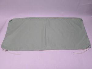 John Lewis Henry Bench Willow Seatpad Siège Pad Coussin Couverture 105 Cm X 52cm#12b277-afficher Le Titre D'origine