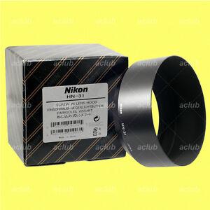 Genuine-Nikon-HN-31-Metal-Lens-Hood-for-AF-85mm-f-1-4D-IF