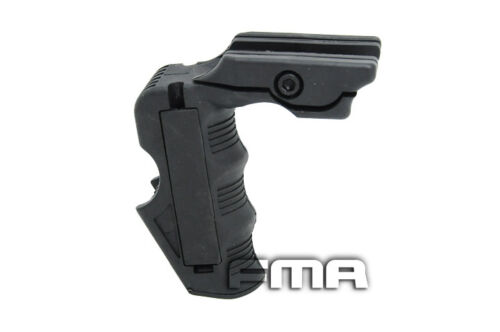 FMA MagWell And Grip BK TB499