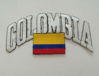 Bandera Colombia Flag Patch