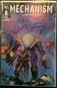 Mechanism-5-NM-1st-Print-Image-Comics