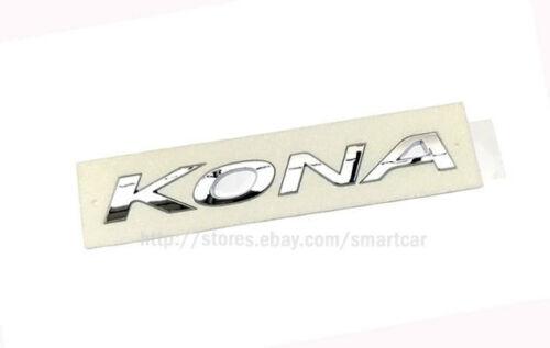 tailgate KONA emblem for 2017 2018 2019 Hyundai KONA
