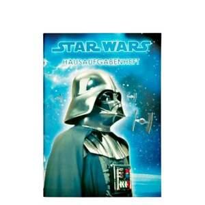 Star-Wars-Darth-Vader-Cahier-de-Devoirs-D-039-Activites-Calendrier-Planificateur