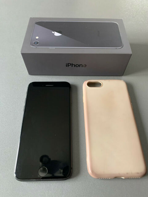 Apple iPhone 8 - 256 Go - Gris Sidéral (Désimlocké)