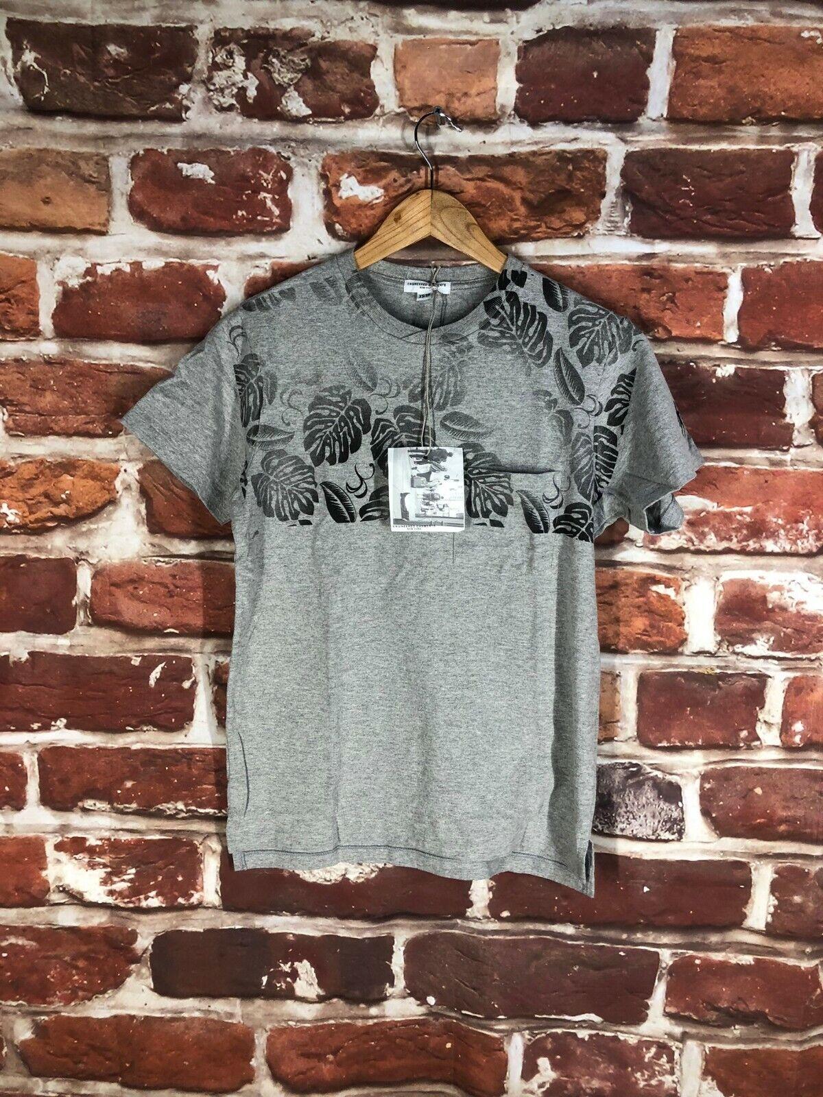 New NWT Engineered Garments XS Japan New York Play Box USA Print T Shirt
