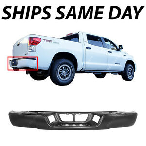 Steel Rear Step Bumper Assembly for 2000-2006 Toyota Tundra Truck New Primered